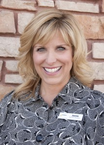 Janie, business manager for periodontist in Chandler, AZ.