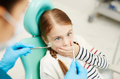 Can Kids Struggle With Dental Anxiety Too?